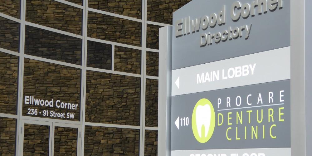 ProCare Denture Clinic Front Entrance