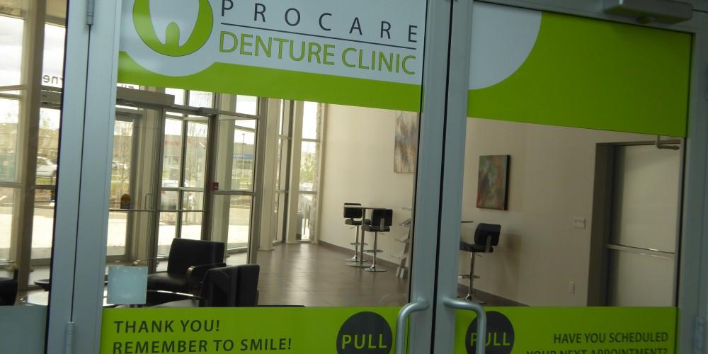 ProCare Denture Clinic Exit