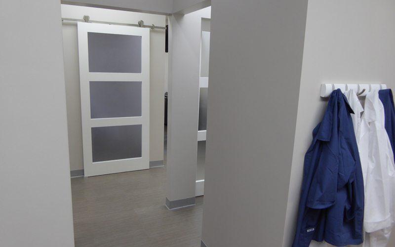 ProCare Denture Clinic Small Hallway