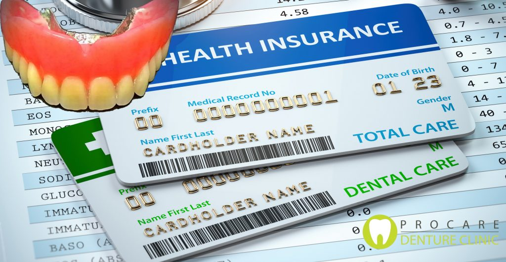 Insurance and Direct Billing - ProCare Denture Clinic ...